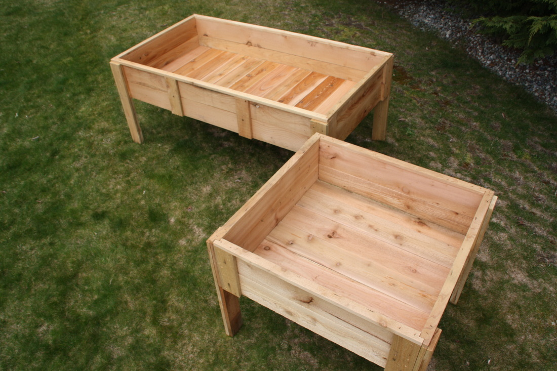 Elevated Garden Boxes USA Garden Company