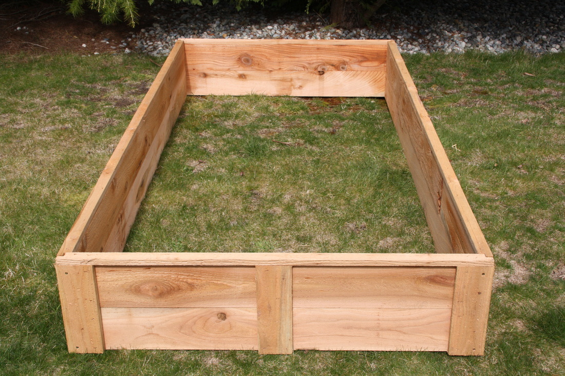 garden design with cedar raised bed garden boxes made in the usa grow your own with